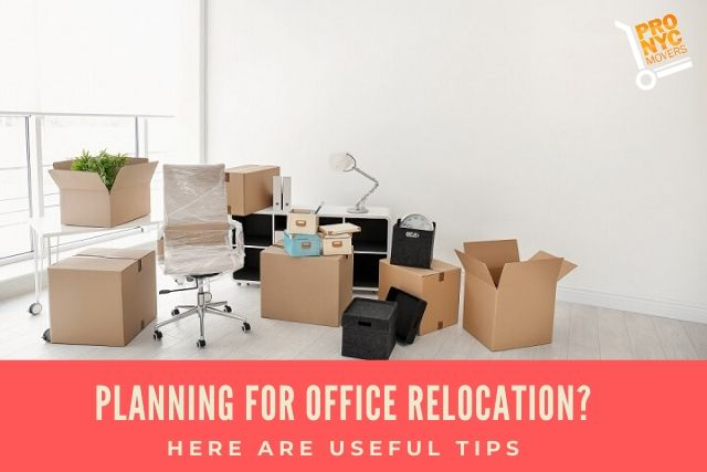 Planning For Office Relocation Here Are Useful Tips