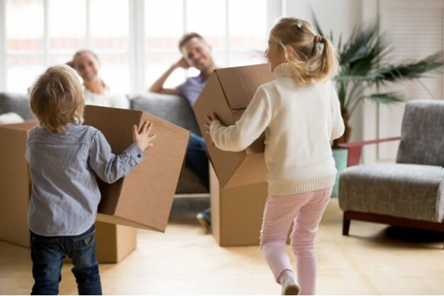 Movers NYC Tell You How To Move With Children